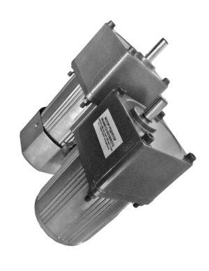 Реверсивный электродвигатель