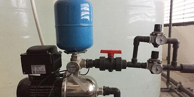 Энергосбережение при водоснабжении жилых зданий